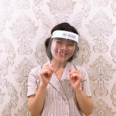 [MỚI] Mặt Nạ Chống Nhỏ Giọt Ngăn Ngừa Virus Bảo Vệ Khuôn Mặt [Mũ Nón Chống Dịch Đơn Giản Cho Người Lớn Và Trẻ Nhỏ]