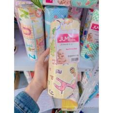 Bình ủ sữa đơn cho bình sữa cổ hẹp Jumi 3 lớp nhựa cao cấp