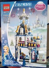 Bộ lego lâu đài băng Elsa (347 chi tiết)