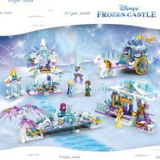 Lego lâu đài băng tuyết, Công chúa elsa 200 chi tiết