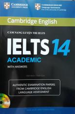 Cẩm nang luyện thi IELTS – IELTS 14 Academic with Answers