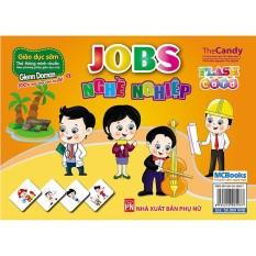 Flashcard – Dạy Trẻ Theo Phương Pháp Glenn Doman – Jobs – Nghề nghiệp