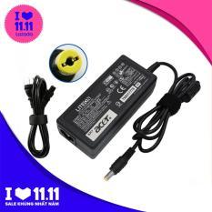 Sạc dùng cho laptop acer 19V-3.42A (màu đen) + Tặng kèm dây Nguồn + Tặng kèm bàn di chuột+ ĐỔI MỚI SUỐT THỜI GIAN BẢO HÀNH