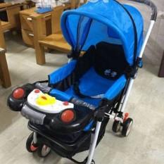 xe đẩy em bé 2 chiều 3 tư thế