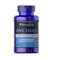 Vitamin tổng hợp cho thanh niên, đàn ông (HSD: 05/2021)- tăng cường hệ miễn dịch, giảm nguy cơ lây nhiễm virus – One daily men 100 viên của Puritan's Pride