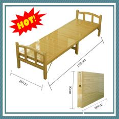 Giường tre, gường đa năng, giường gấp gọn gấp có 3 kích thước cho mình lựa chọn 60cm, 80cm và 100cm