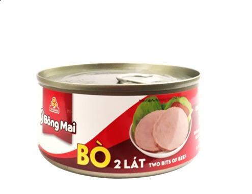 Bò 2 Lát 3 Bông Mai Vissan 150g