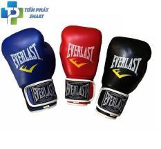 [Lấy mã giảm thêm 30%]Găng tay boxing đấm bốc EVERLAST