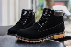 Giày bốt nam – giày cao cổ nam – Giày boot nam cao cấp hot (ảnh shop tự chụp)