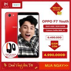 OPPO F7 Youth – Hãng phân phối chính thức