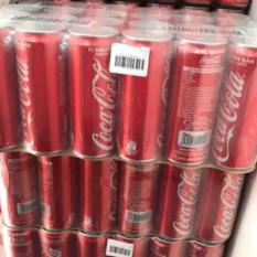 Nước Ngọt Coca-Cola Thùng 24 Lon 330ml