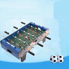 (HÀNG HÓT 2020) Trò chơi mô hình bàn bóng đá mini trong nhà được làm bằng gỗ là kim loại, kích thước 69x37x24 cm loại đại dành cho bé trên 3 tuổi, có chỗ lấy bóng, bàn thiết kế rất chắc chắn, có thể chơi được mạnh vẫn được