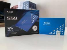 Ổ Cứng SSD Netac 120GB Sata 3 BH 36 Tháng