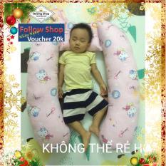 Set Gối Chặn Cho Bé ( Hàng cao cấp dùng cho bé sơ sinh tới 3 tuổi)