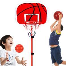 Đồ chơi bóng rổ ngoài trời cho bé từ 1- 6 tuổi