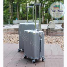 [SALE ĐẬM SÂU] Vali Kéo Du Lịch A301 Size 24 Inch Đẹp Thanh Lịch
