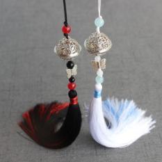 Ngọc bội trần tình lệnh chuông bạc giang gia treo sáo Móc khóa Ma đạo tổ sư cung linh dây tuyến Lam Vong Cơ Ngụy Vô Tiện Tiêu Chiến Vương Nhất Bác