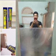 [SIÊU SALE 1 NGÀY HÔM NAY] gương dẻo dán tường 50x80cm TẶNG KÈM KEO DÁN -CÓ ẢNH VÀ VIDEO THẬT
