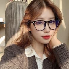 Kính gọng cận thời trang Hàn Quốc mắt vuông phù hợp nhiều khuôn mặt bảo hành 12 tháng lỗi 1 đổi 1 – Gọng kính cận Unisex 012
