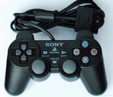 Tay cầm chơi game có dây cho Playstation 2, PS2 Slim