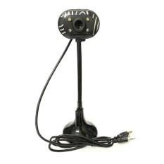 Webcam Độ Nét Cao Máy Tính Để Bàn PC Video USB Với Micrô Camera Quan Sát Ban Đêm Cho PC Máy Tính Xách Tay