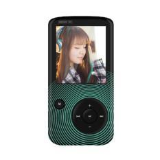 Máy nghe nhạc Lossless Bluetooth Aigo MP3-209 (Tặng thẻ nhớ 8Gb và tai nghe) (xanh)