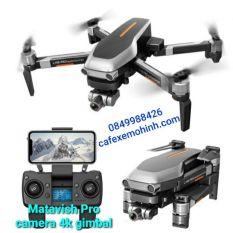 Flycam Matavish Pro có gimbal camera 4k động cơ Brushless siêu khỏe bay 25p