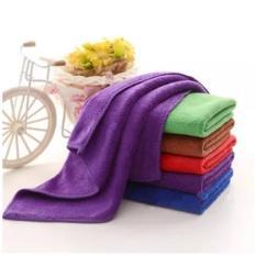 Bộ 10 khăn lau tay, lau chén nhà bếp 30x30cm, 10 Khăn lau đa năng(Màu ngẫu nhiên)