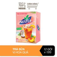 Trà Nestea vị hoa quả (hộp 12 gói x 12g)