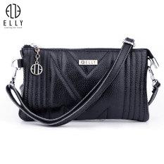 Túi clutch nữ cao cấp da thật ELLY – EC18