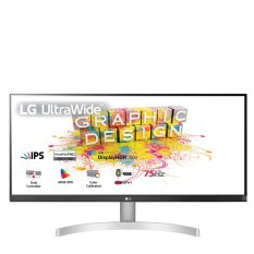 Màn hình LG 29WN600-W (29 inch/WFHD/IPS/75Hz/5ms/250 nits/HDMI+DP)