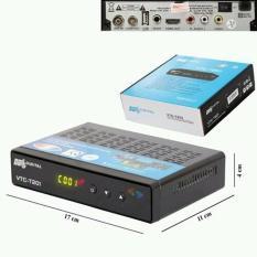 Đầu thu KTS DVB-T2 VTC T201, Chất lượng HD – KTS_ T201