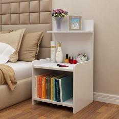 Kệ đầu giường chia ngăn gỗ công nghiệp, nhiều màu – HOME DECOR