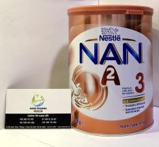 [ DATE THÁNG 6.2021 ] Sữa NAN A2 số 3 800g (dành cho bé từ 1 tuổi)