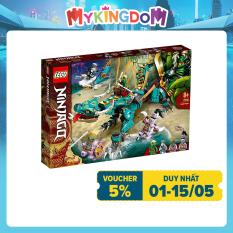 MYKINGDOM – Đồ Chơi Lắp Ráp LEGO NINJAGO Rồng Thần Jungle Của Lloyd 71746 Cho Bé Trên 8 Tuổi (506 Pieces)
