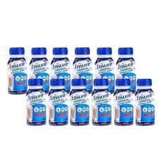 Bộ 12 chai sữa nước Ensure Vani 237ml