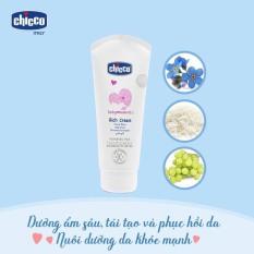 Kem dưỡng ẩm chứa Omega và vitamin E Chicco 100ml