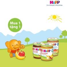 Dinh dưỡng đóng lọ hoa quả Hipp nhiều vị (mận tây), sản phẩm đa dạng về, chất lượng tốt, cam kết hàng nhận được giống với mô tả