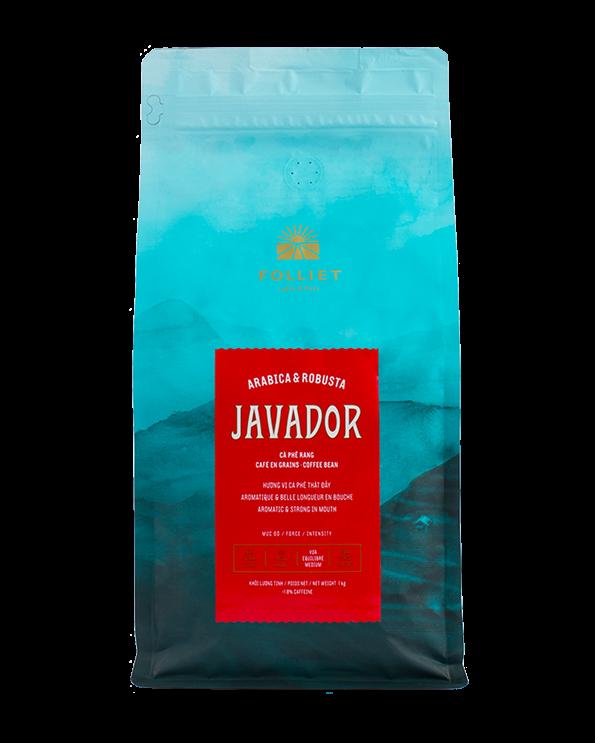 Cà phê hạt Javador 1KG