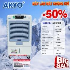 Quạt điều hòa không khí Akyo AK-8000 50L Công nghệ Nhật Bản