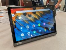 Máy Tính Bảng Lenovo Yoga Smart Tab 10.1inch – Android 9 || Thiết kế độc đáo – đa năng || Học tập – Công việc – giải trí Tuyệt vời || Siêu cấu hình mượt mà || Giá rẻ chính hãng tại Zinmobile / mobile