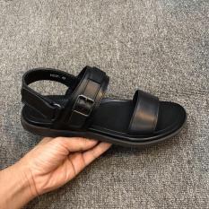 Giày sandal nam da bò thật kiểu dáng mới AD139DD
