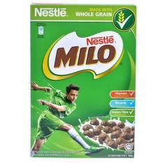 Bánh Ăn Sáng Nestle Milo Cereal hộp 330g