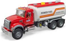 Xe chở xăng MACK BRUDER BRU02827