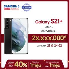 [Voucher Citibank 2tr] Đặt trước Điện thoại Samsung Galaxy S21 Plus (8GB/128GB) – Tặng Smart Tag