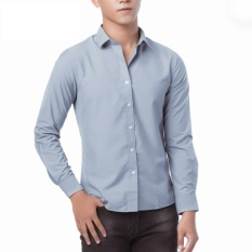 Áo Sơ mi nam Kojiba đen trắng Vải Thái TỐT BỀN áo Công Sở Áo sơ mi nam Thời Trang Hàn Quốc
