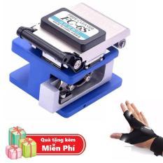( Quà tặng Găng tay gắn đèn Led tiện lợi ) Dao cắt sợi quang chính xác FC-6S