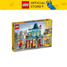 LEGO CREATOR 31105 Cửa Hàng Đồ Chơi Nhà Phố ( 554 Chi tiết)