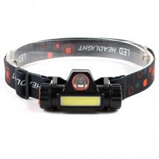 (Đèn loại tốt) Đèn pin siêu sáng – Đèn pin led đội đầu B6 3 chế độ sáng kim 2 bóng led , loại pin sạc. hoàn tiền nếu như sản phẩm kém chất lượng