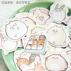 Hộp 45 Sticker Chủ Đề Bé Ú Cute Trang Trí Planner – Case Sover